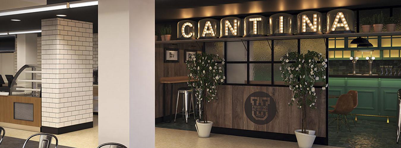 Concepto Cantina Universidad